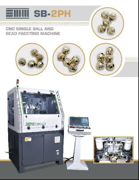 CNC Single Ball & Bead Faceting Machine(SB-2PH)