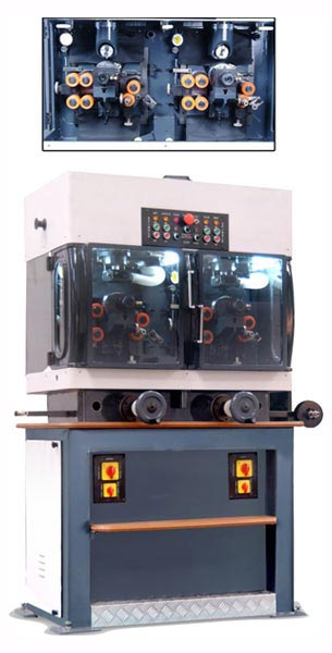 Double Head Diamond Chain Cutting Machine