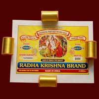 Gold Jari Threads