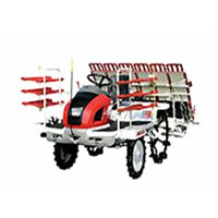 Riding Style Rice Transplanter