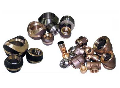 Nickel Alloy Socket Weld Pipe Fittings