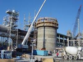 Storage Silo Construction Services