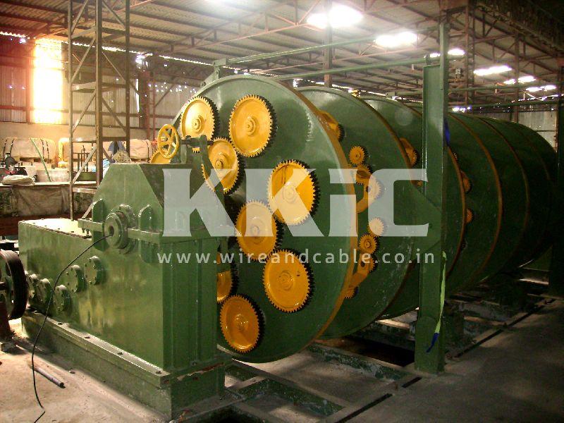 Anti Torsion Machine