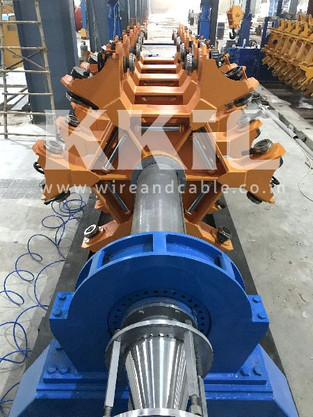 Armouring Machine 03