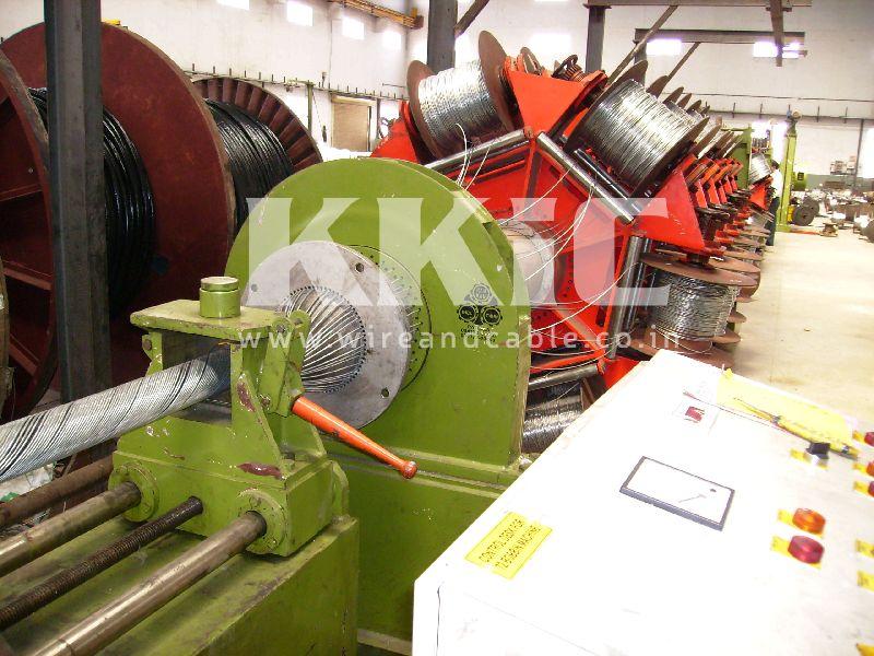 Armouring Machine 05