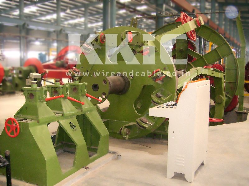 Core Laying Machine 01