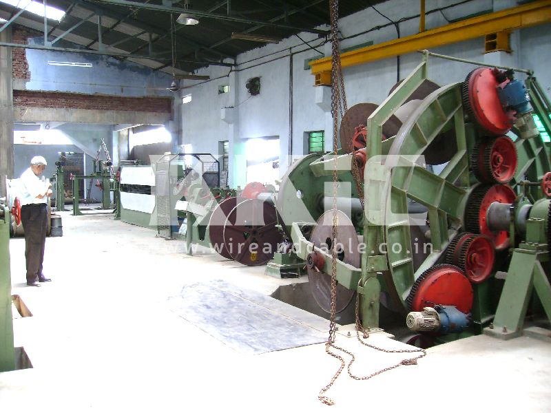 Core Laying Machine 04