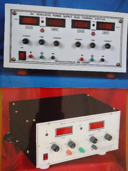 Regulated DC Power Supply System 01
