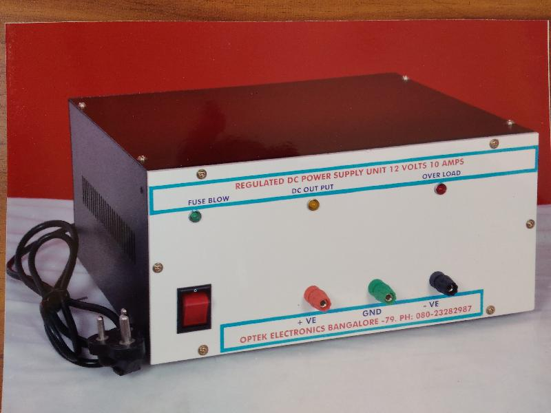 Regulated DC Power Supply System 02