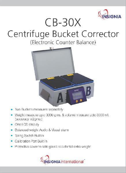 Centrifuge Counter Balance