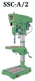 SSC-A/2 Auto Feed Pillar Drilling Machine