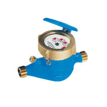 Brass Multi Jet Water Meter