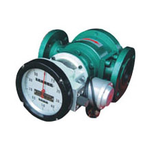 Oval Gear Oil Flow Meter