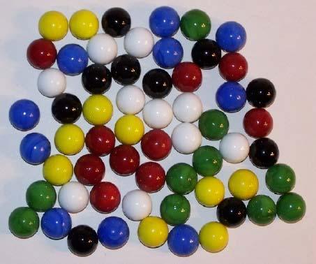 Chinese Checker Balls