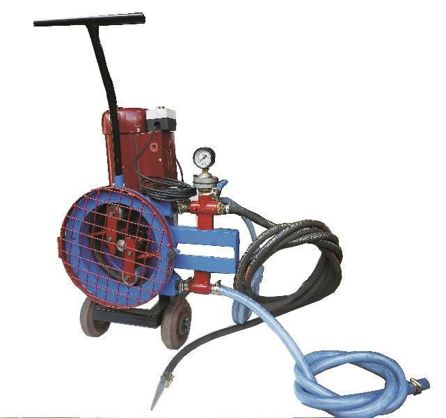 Electrical Diaphragm Grout Pump