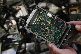Electronic Waste Recycling Services