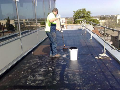 Rooftop Waterproofing Services