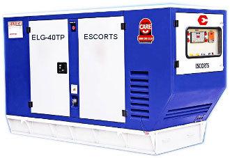 Escort Diesel Generator