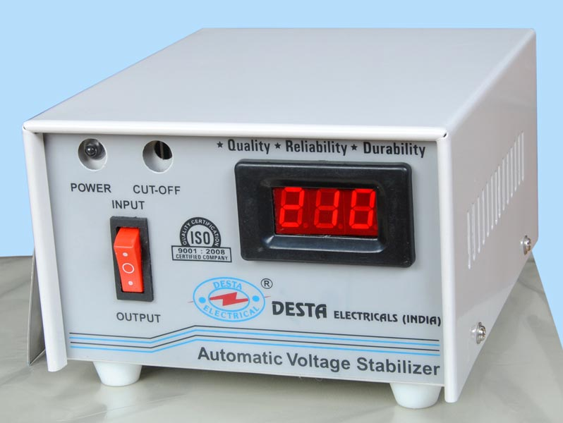 Automatic Voltage Stabilizers Electronic Voltage