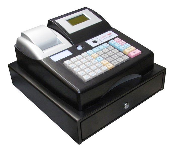 Electronic Cash Register System