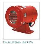 Fire Alarm Hooter (M-S-IV)