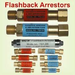 Flash Back Arrester