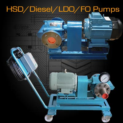 HSD Pumps