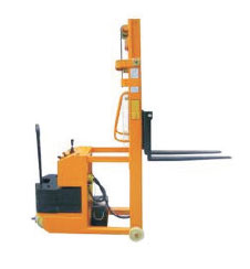 Semi-Electric Counterbalanced Stacker