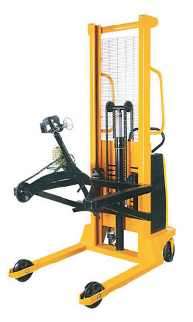 Semi Electric Drum Stacker