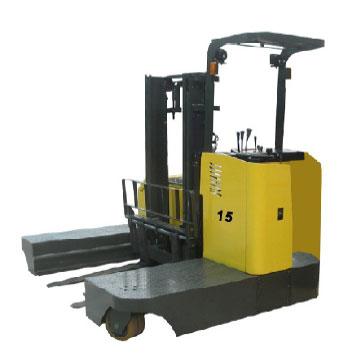 Side Loading Electric Forklift