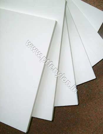 PTFE Plain Sheets