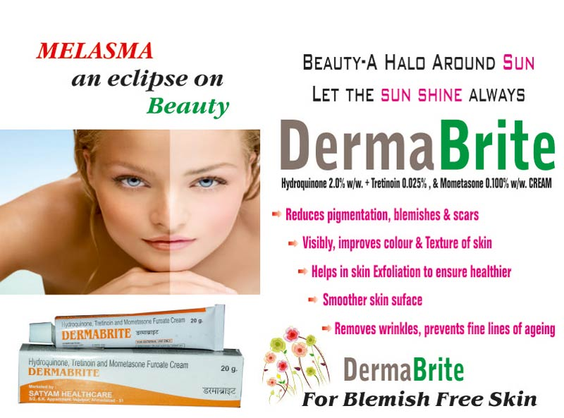 Anti Melasma Cream