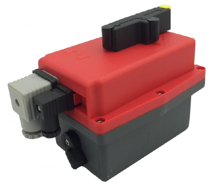 J2-H10 110-240V AC or DC On-Off Max 12Nm Smart Electric Actuator