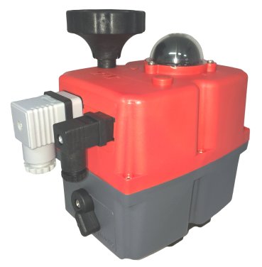 R20 Basic On-Off JJ Electric Actuator