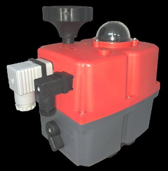 RC55 Basic On-Off JJ Electric Actuator