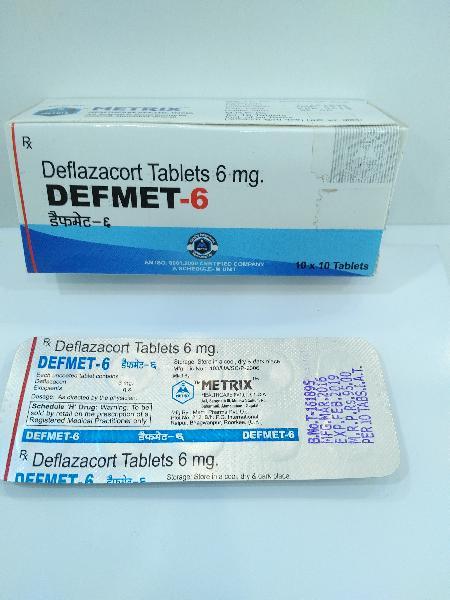 Defmet-6 Tablets
