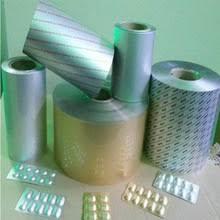 Metalized Rigid PVC Film 02
