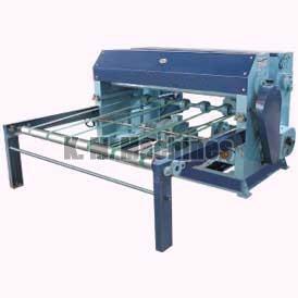 Paper Reel To Sheet Cutting Machine