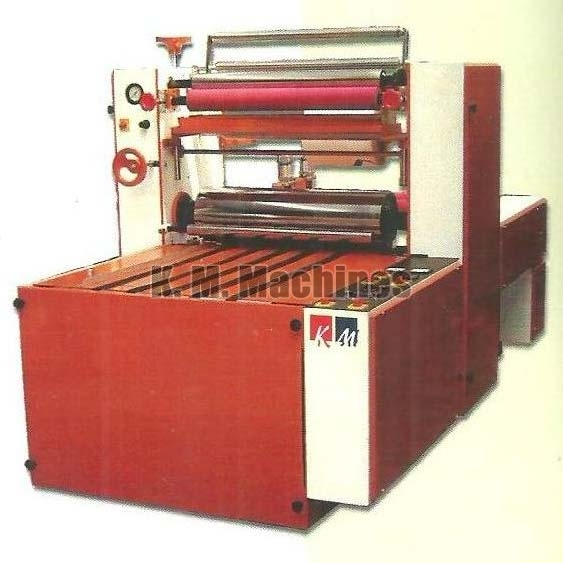 Thermal-Cold Lamination Machine