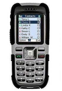 Sonim XP1 JCB Toughphone Mobile Phone