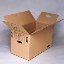 Full Flap Five Line Corrugated Box