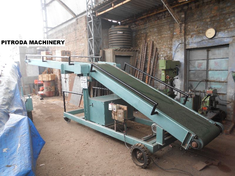 Box Loading Conveyor System