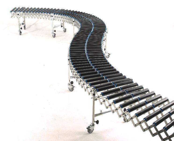 Flexible Double Roller Conveyor