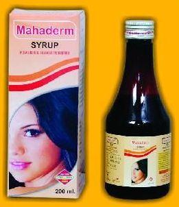 Mahaderm Syrup