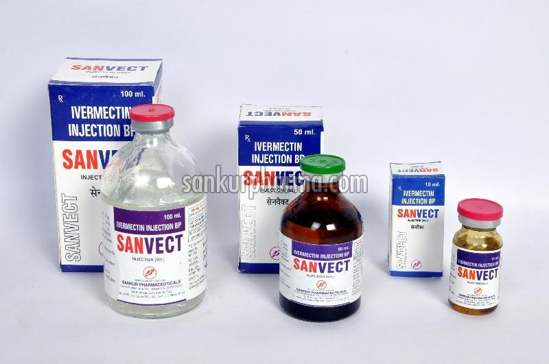 Ivermectin 10% Injection