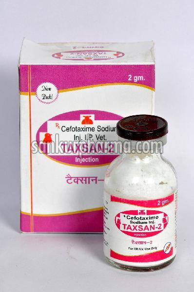 Ceftriaxime Sodium 2 Gm Injection