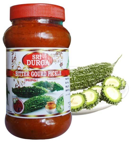 Bitter Gourd Pickle