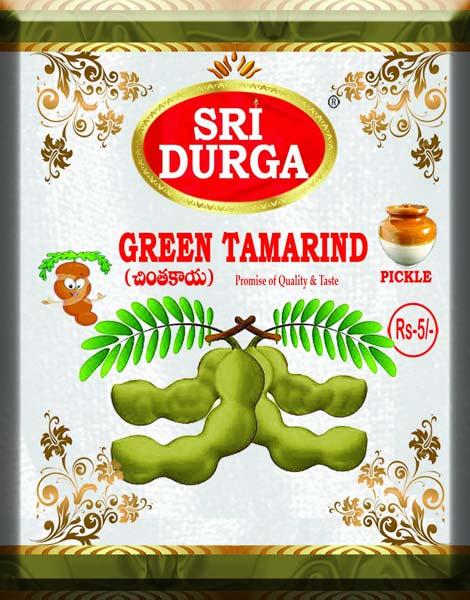 Green Tamarind Pickle