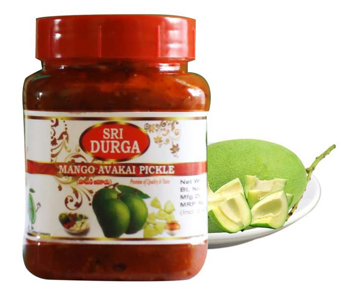 Mango Avakai Pickles