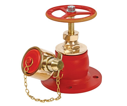 Single Controlled Fire Hydrant Valve